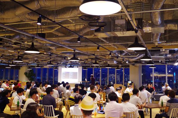 Developper Meetup #15/全体