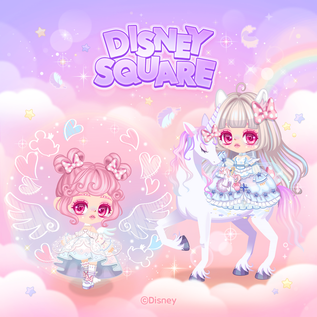 Minnie Dream Unicorns_OA_1040