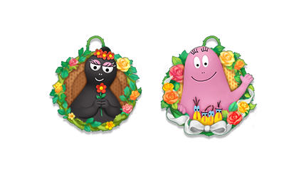 pendants_barbapapa