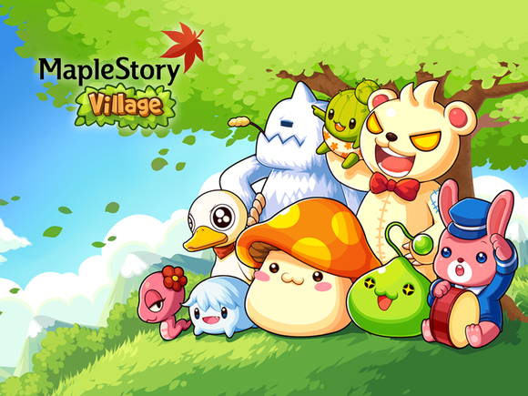 MapleStoryVillage_,main