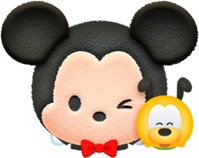 ミッキー&プルート