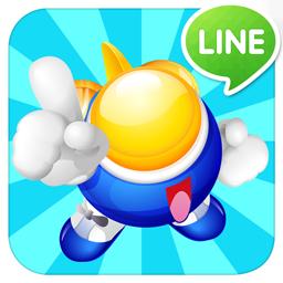 シューティングゲームの名作ツインビーがlineに登場 Line Gogo Twinbee Line Game公式ブログ