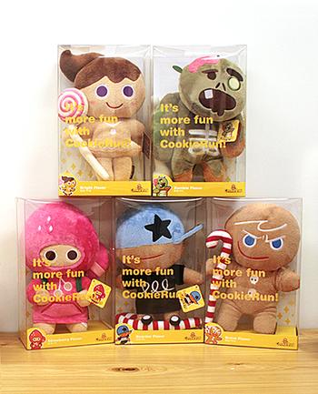 クッキーラン賞品画像