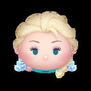 雪の女王エルサ