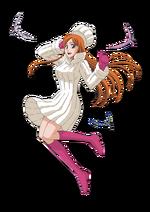 井上織姫(コート)