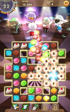 ゲーム内スクリーンショット画像