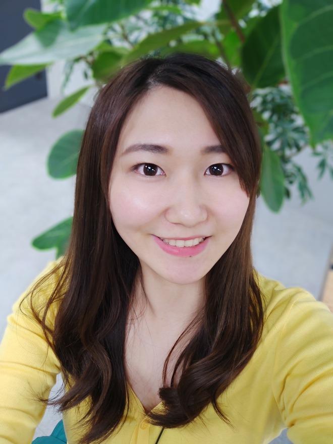 R17 Pro_カスタム美顔で小顔モード