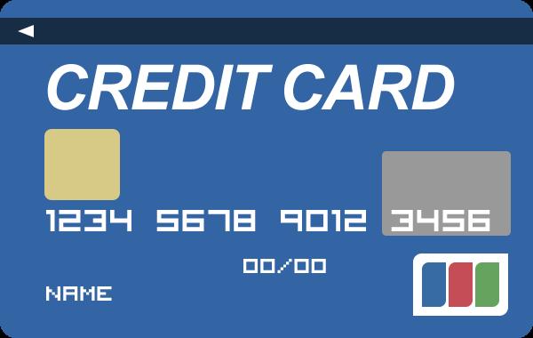 クレジットカード素材