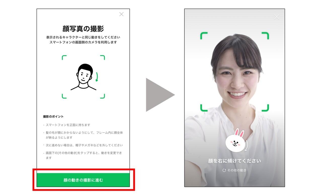顔の撮影方法3
