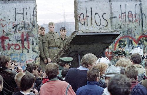 ドイツ】 冷戦による東西分断と...