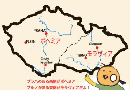 czech-map