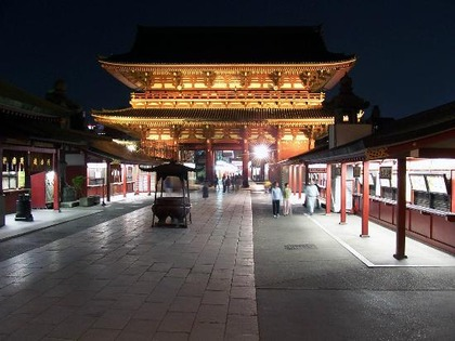 sensoji-temple-at-night