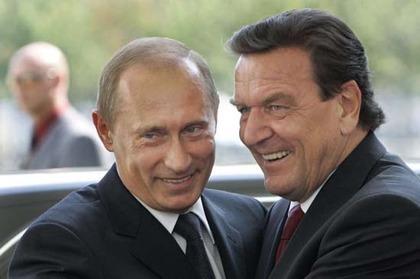 Putin-Schroeder