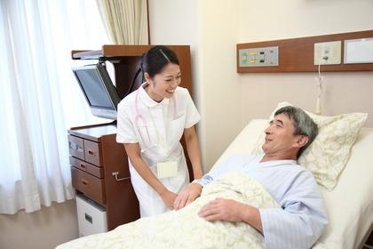 経営者の入院