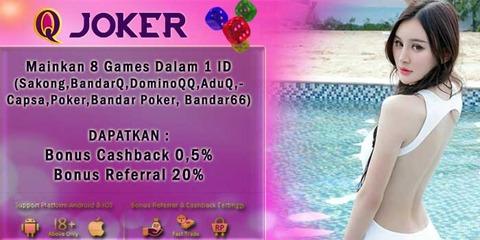 Link Website Situs Judi Sakong QJoker - SakongPro.com