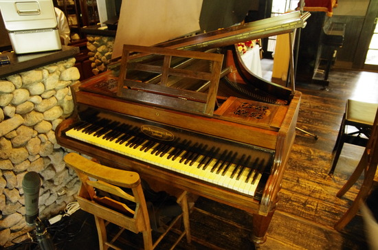 ピアノの音色に包まれて