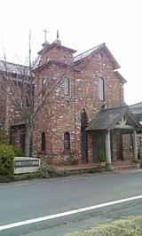 湯布院 聖ロバート教会