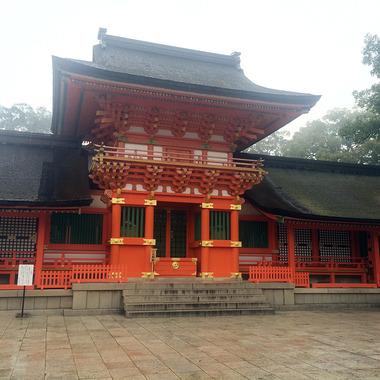 宇佐神宮へ下見に行ってきました。