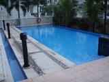 家のプール