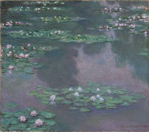 1024px-Claude_Monet_-_Nymphéas_(1905)