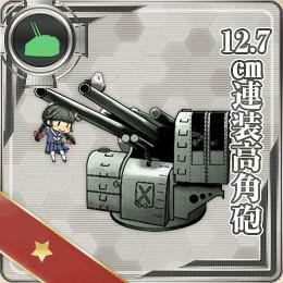 重巡高角砲