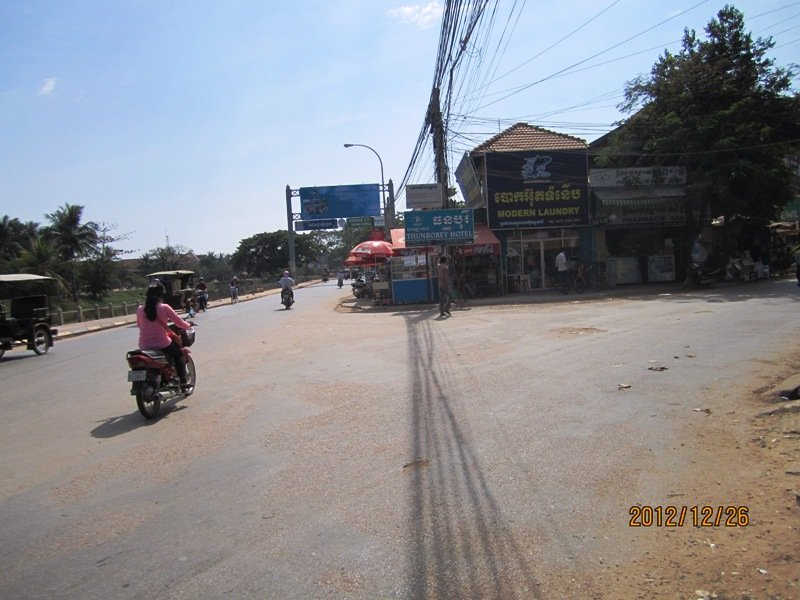 HOUKOUの彷徨人生 : カンボジア...