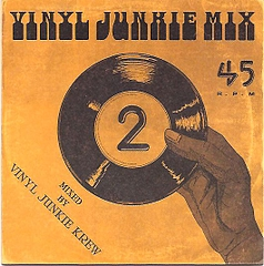 VINYL JUNKIE MIX 2