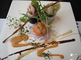 5種の手まり寿司