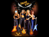 Dean Guitar Girls Wallpaper__yvt2