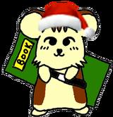 りすけクリスマスバージョン