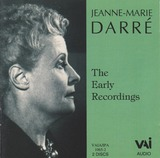 darre early recordings