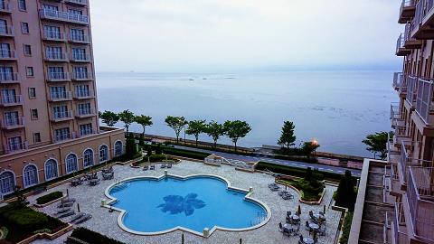 琵琶湖 エクシブ