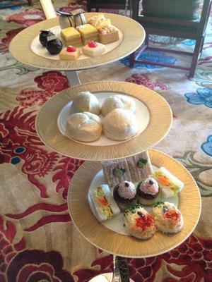 meal mandarin oriental afternoon tea2