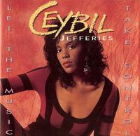 Ceybil Jefferies Let The Music Take Control 1991 Atlantic