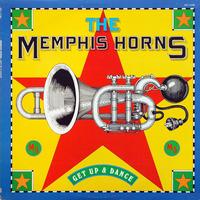 Memphis Horns Get Up & Dance LP 1977 RCA