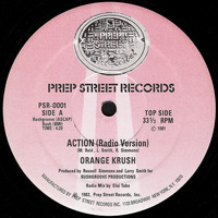 Orange Krush Action Prep Street Records