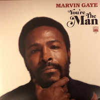 Marvin Gaye You're The Man 2019
