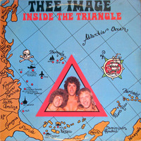 Thee Image Inside The Triangle 1975