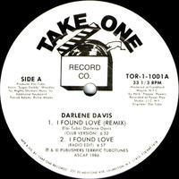 Darlene Davis I Found Love 1986