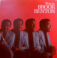 Brook Benton This Is Brook Benton 1976