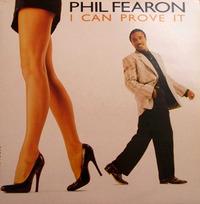 Phil Fearon I Can Prove It 1986