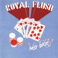 Royal Flush Hot Spot GEC 1980
