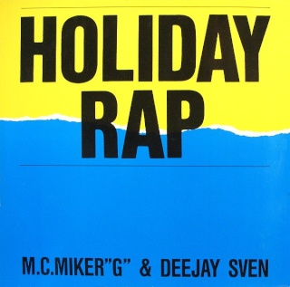MCMiker G Deejay Sven Holiday Rap