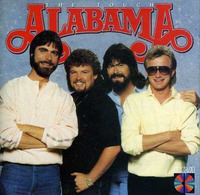 Alabama The Touch 1986