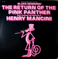 Henry Mancini The Return Of The Pink Panther