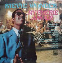 Stevie Wonder My Cherie Amour 1969