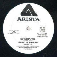 Phyllis Hyman So Strange Kiss You All Over 1979