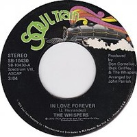 The Whispers  – In Love Forever 1975 Soul Train