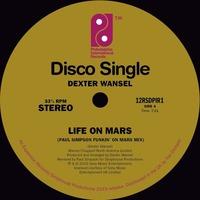 Dexter Wansel Life On Mars Paul Simpson Mix EXPANSION 2019