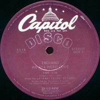 Troiano We All Need Love 1979 Capitol Records
